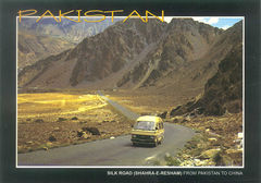 Pakistan - Silk Road (World's Major Trade Route)