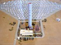 Model of Central Power Receiving System