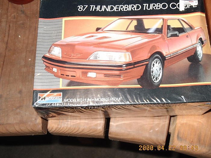 87 Thunderbird Turbo Coupe 3 32