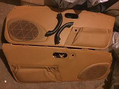 donor panels from a 1996 Miata.