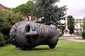 Statue, Parco Civico, Lugano