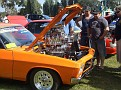 Matthew Power's Twin Supercharged 1972 HQ Ute at Kandos 260108