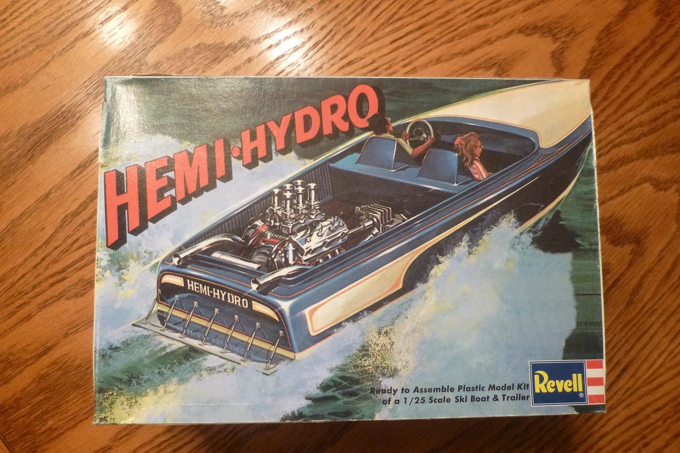 1965 Chevy Pickup & Hemi Hydro combo ToneysTributeTruck034-vi