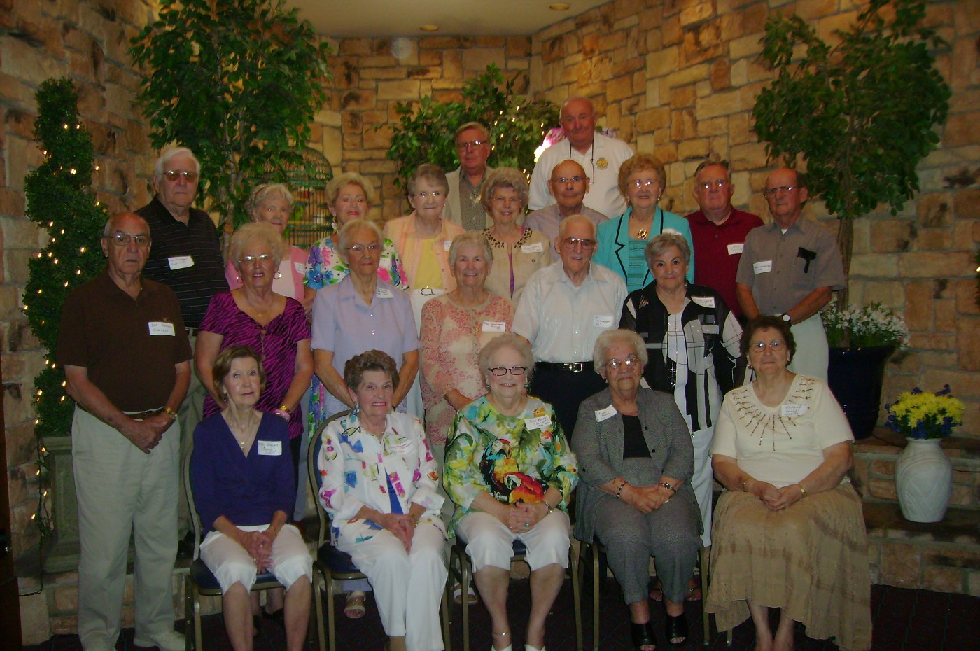 1950 Group Reunion