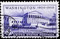 USA 1950 Washington Sesquicentennial