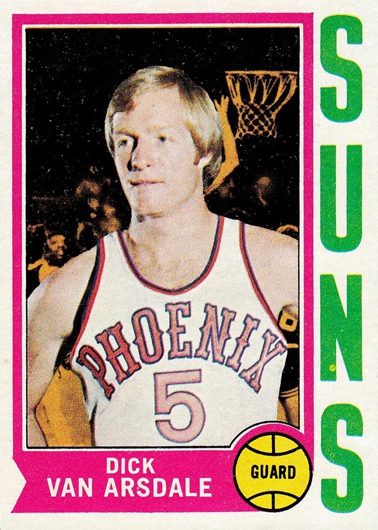 1974-75 Topps #160 (1)