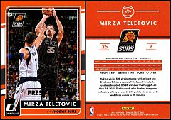 2015-16 Donruss Press Proof Black #112
