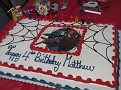 Matty's 4th birthday cake