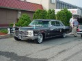 Bob Herrington's Delaware governor's limo
