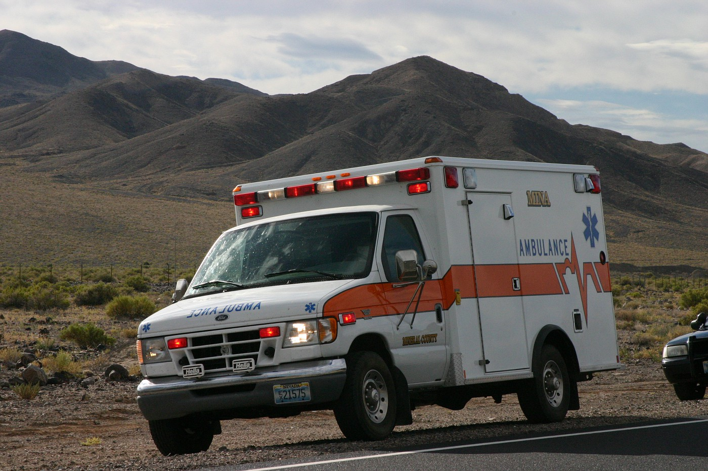 NV - Mina Ambulance