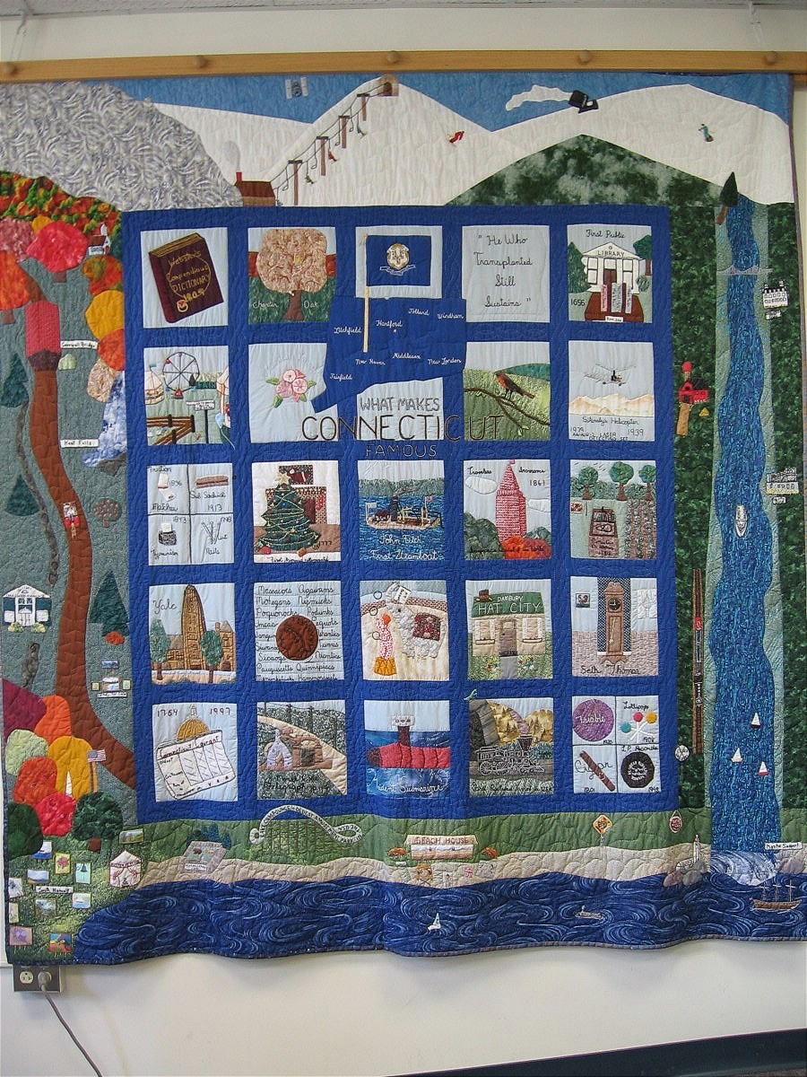BETHEL - MUNICIPAL CENTER - CONNECTICUT QUILT - 01.jpg