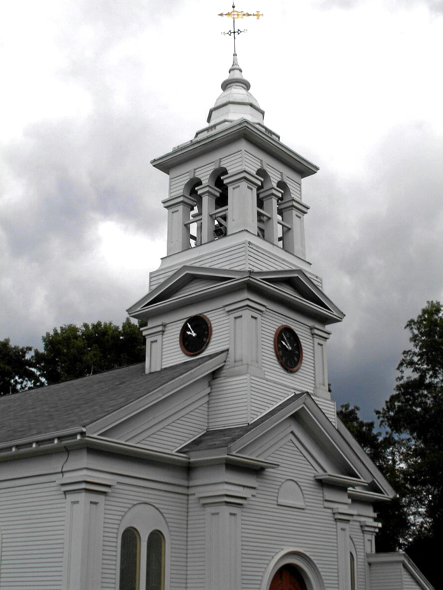 FRANKLIN - CONGREGATIONAL CHURCH - 02
