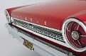 1963 Ford Galaxie 500 XL 427 R-code rear trim panel and tail light view