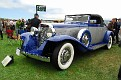 1932 Marmon Sixteen LeBaron Convertible Coupe front exterior view