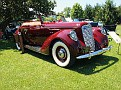 1937 Lincoln 360 Convertible Roadster by LeBaron owned by Larry Smith