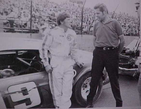 Dick Trickle & Bud Koehler