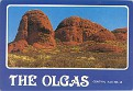 NORTHERN TERRITORY - The Olgas
