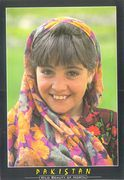 Pakistan - Phundar Valley Girl PE