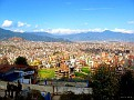 Kathmandu, a city of 4 million, and no tall buildings