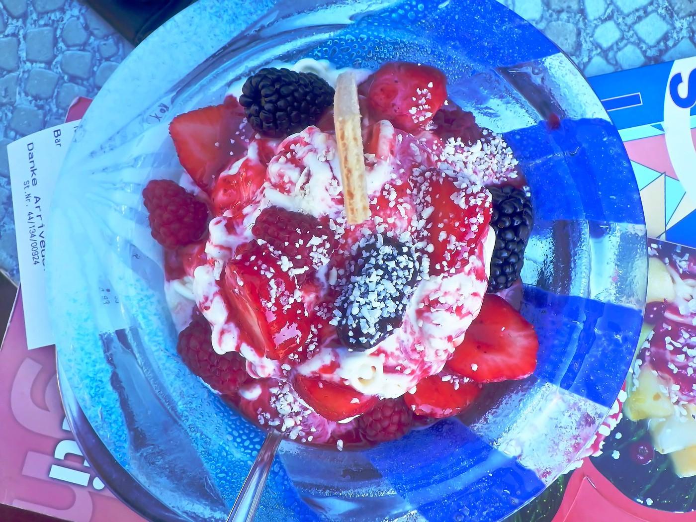 Kühlmittel - Beeren