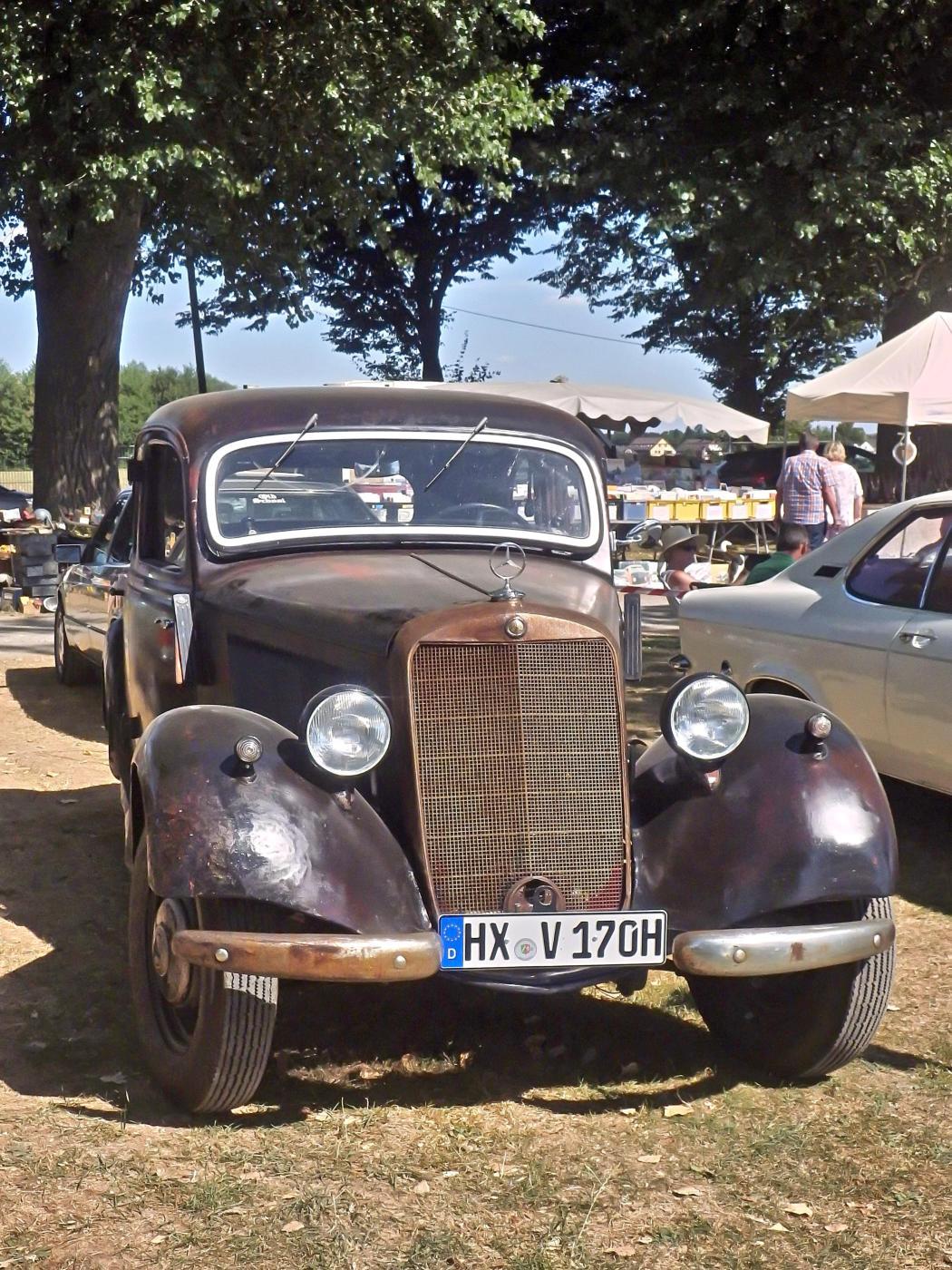 Mercedes-Benz 170D