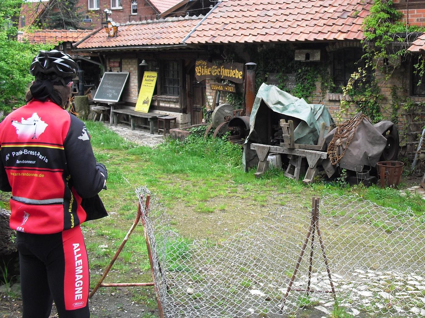 Bike-Schmiede