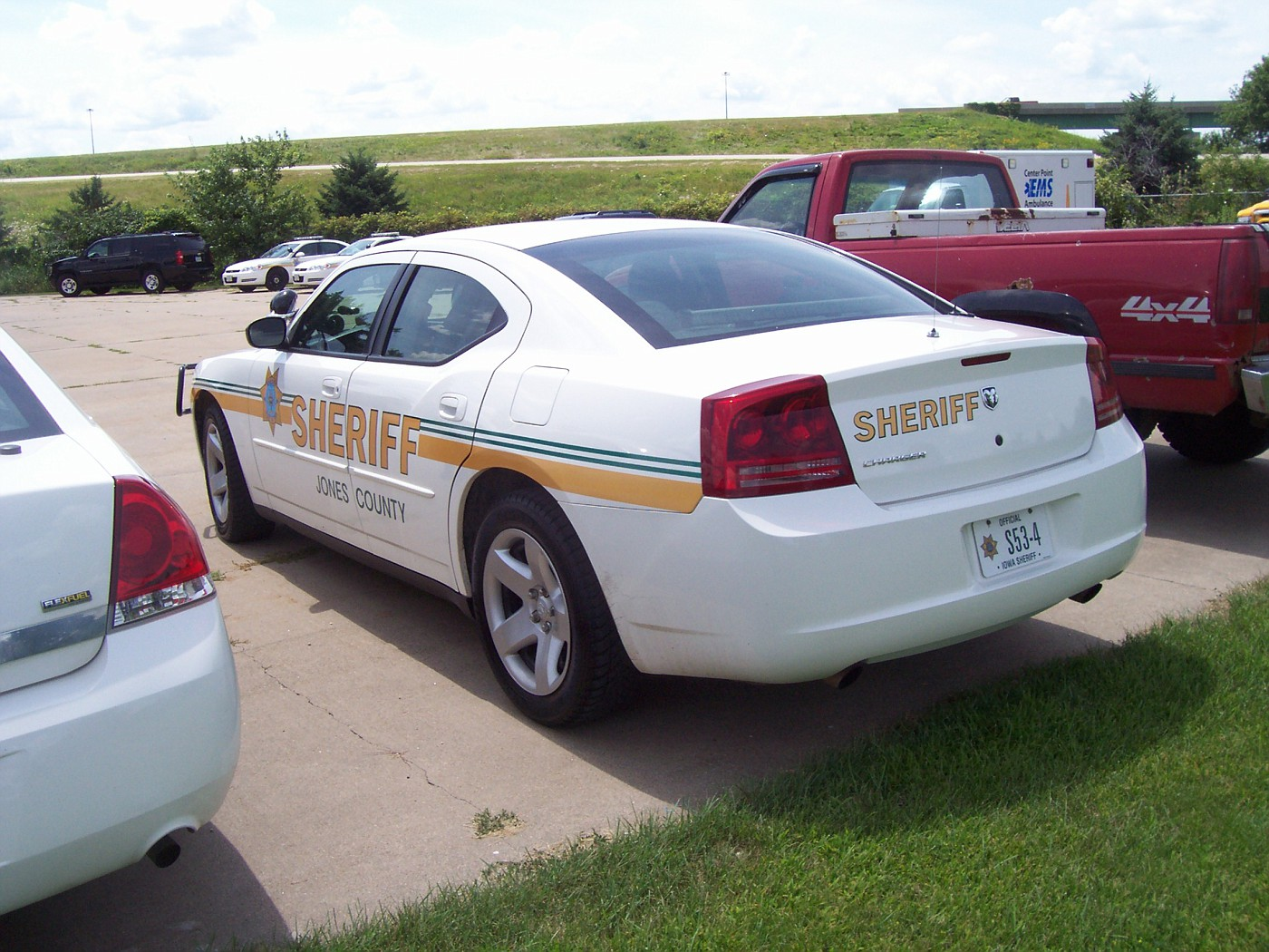 IA - Jones County Sheriff