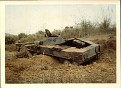 Ben Het. PT-76 Russian Tank - Destroyed.