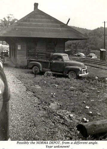 Norma Depot - 1950's