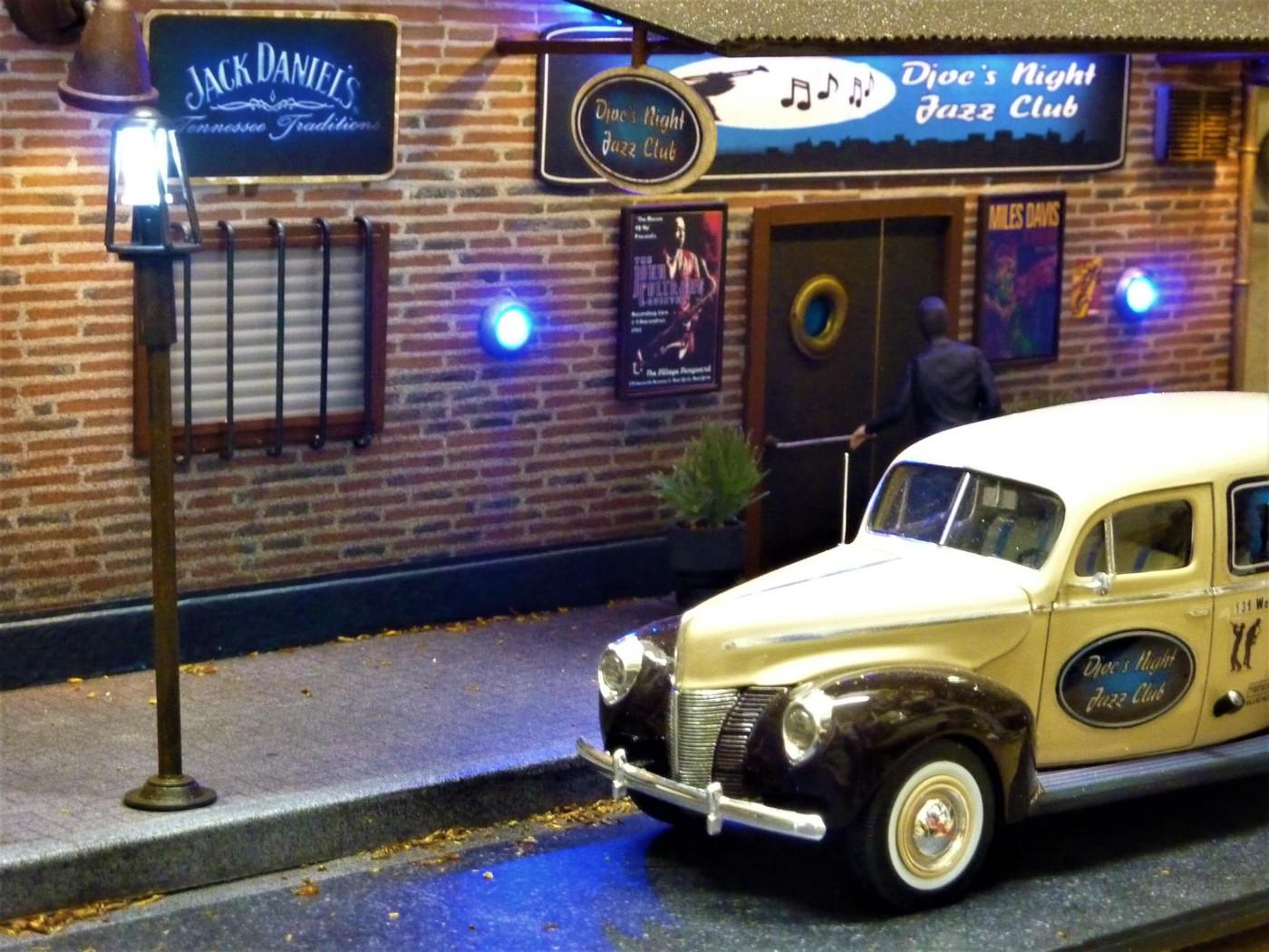 """Garage  d""""un nostalgique de la route 66 terminé Photo41-vi"""