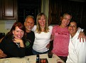 """Sunday Sept 20-09 / 7:00 PM  Thanks for an awesome """"Surprise"""" Welcome Home from Finland and the Baltics Trip!!! Sherryl, Erin, Patti, Michelle and Rob!!!"""