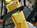 Friday October 2nd 2009 - Honey Extraction from my 2 Honey Bee Hives!!!
