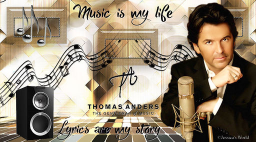 Les 1115 Music Is My Life >>> Les 364
