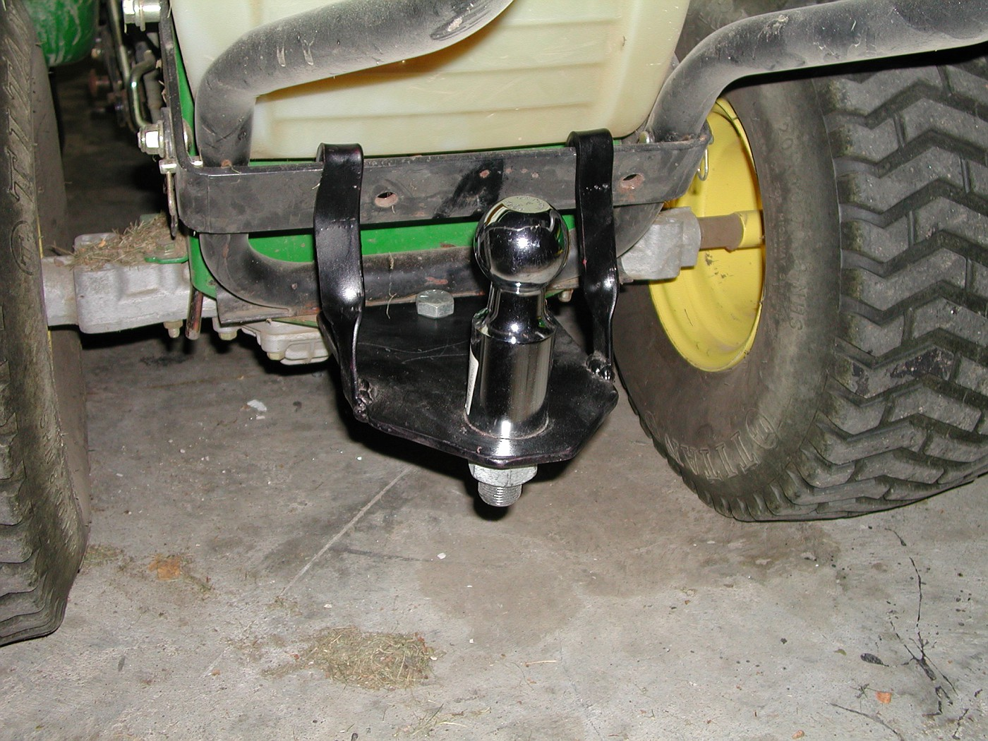 1 2 Quot Shank Trailer Hitch Ball Mytractorforum Com The