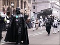 Then Darth Vader makes an appearance with