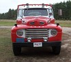 1950 Ford F8 truck with sleeper c