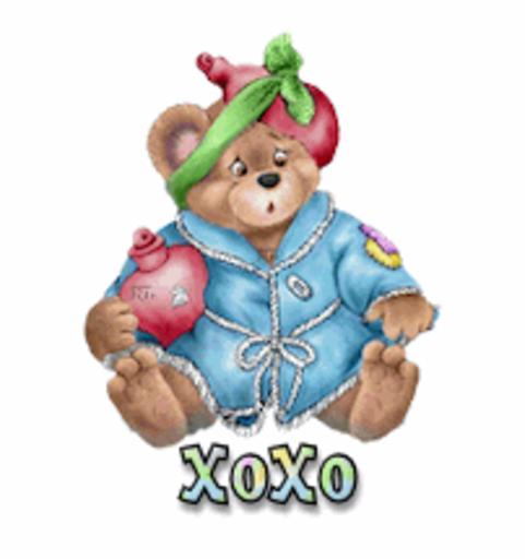 XoXo - BearGetWellSoon