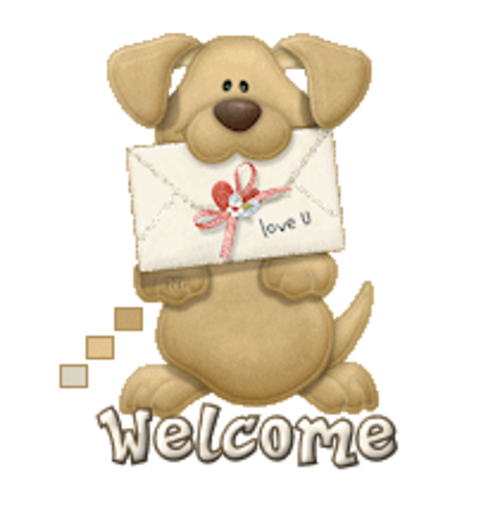 Welcome - PuppyLoveULetter