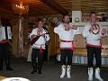 Saint Petersburg, Podvorie Restaurant - local entertainers