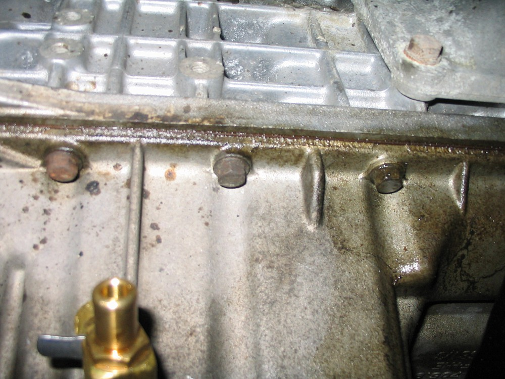 The E46 common oil/coolant/fluid leaks w/ pics and part