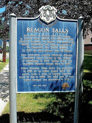 BEACON FALLS - HISTORY - 01