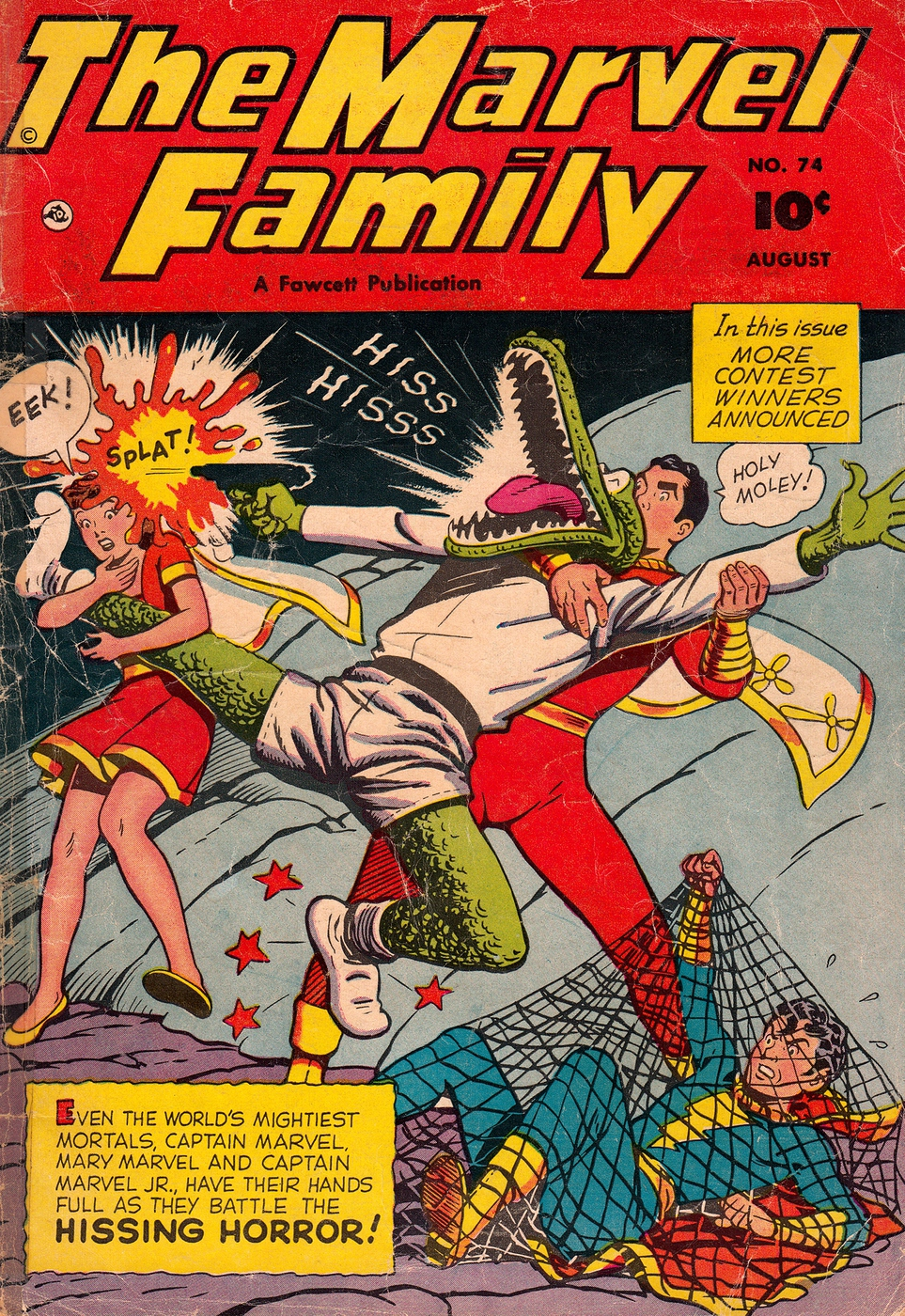 The Marvel Family #074