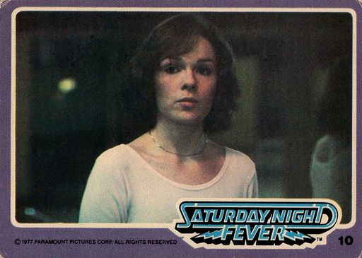 1977 Saturday Night Fever #10 (1)