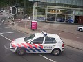 Netherlands - Police VW Golf
