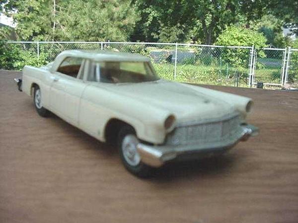 1957 Lincoln Mark II Promo