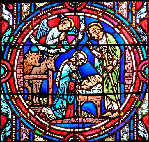 SAINTS PETER AND PAUL CHURCH - STAINED GLASS - 14