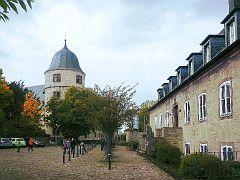 Vorplatz der Wewelsburg