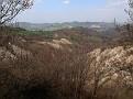 Paesaggio nei pressi del Monte Vecchio