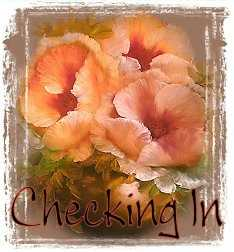1Checking In-peachfloral