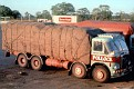 Atkinson 8x2 rigid flatbed